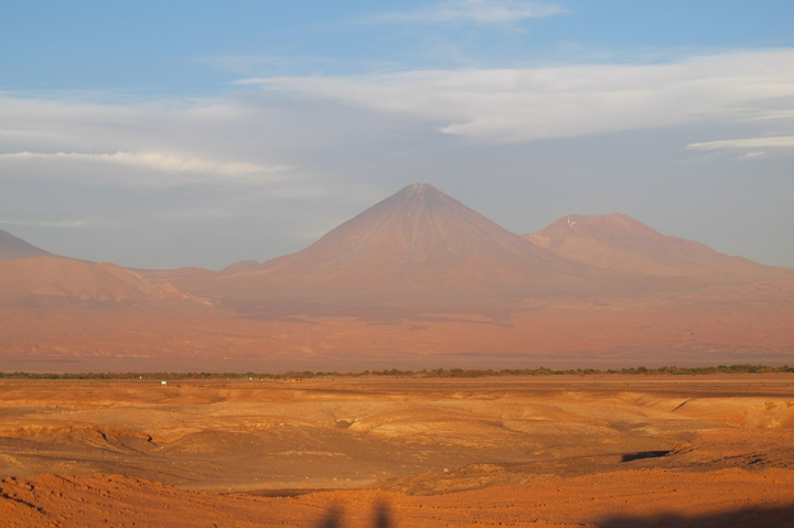 ATACAMA - DESERT, CHILE, South America