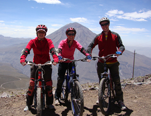 Mountain biking, South america, adventure travel