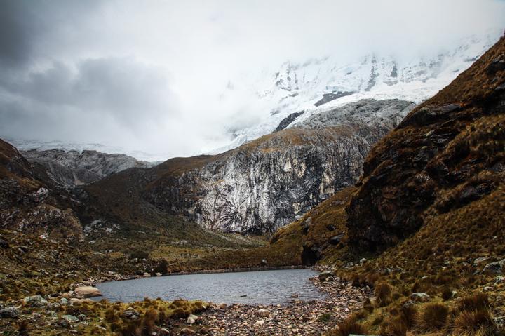 CORDILLERA BLANCA, South America