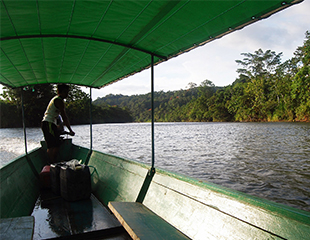 Deep Amazon Itinerary
