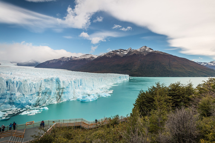 GLACIERS, Argentina, South America, Patagonia