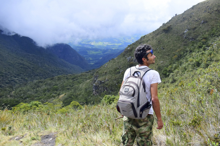 HIKING - COLOMBIA, South America