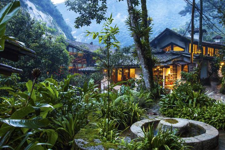 INKATERRA LODGE, Perú, South America, Machu Picchu