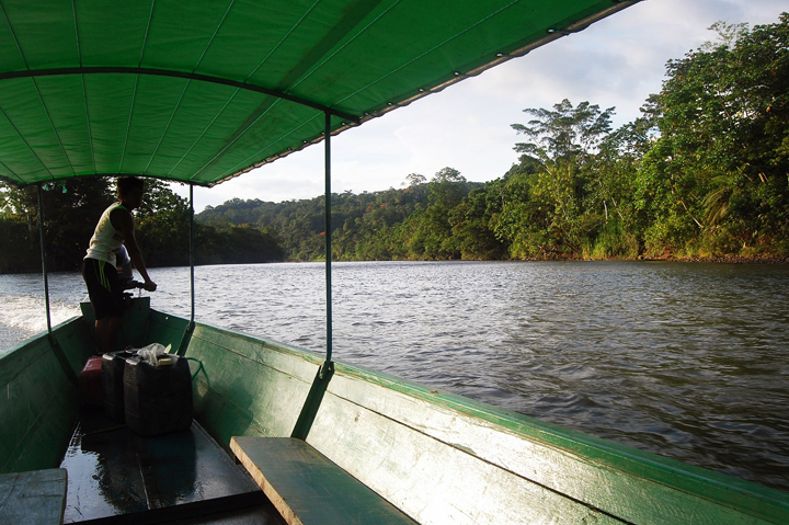 JUNGLE TRIP CANOE, Amazon, South America