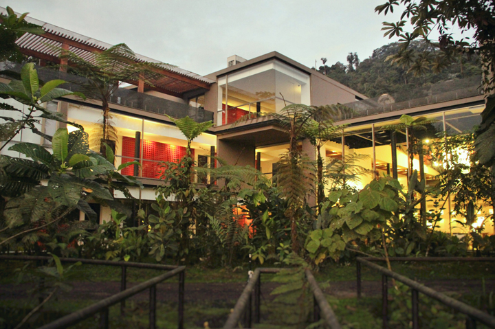 MASHPI LODGE - ECUADOR, South America