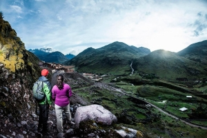 Machu Picchu, Salkantay Trek, custom trips to peru, adventure travel