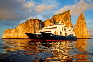 Catamaran, galapagos, galapagos cruise, galapagos islands, adventure travel, ecuador, south america
