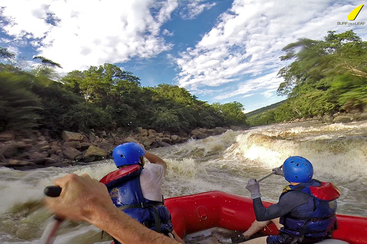 RAFTING CHICAMOCHA - COLOMBIA, South America
