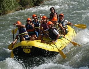 Rafting Patagonia Itinerary
