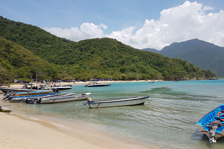 TAYRONA PARK - COLOMBIA, South America