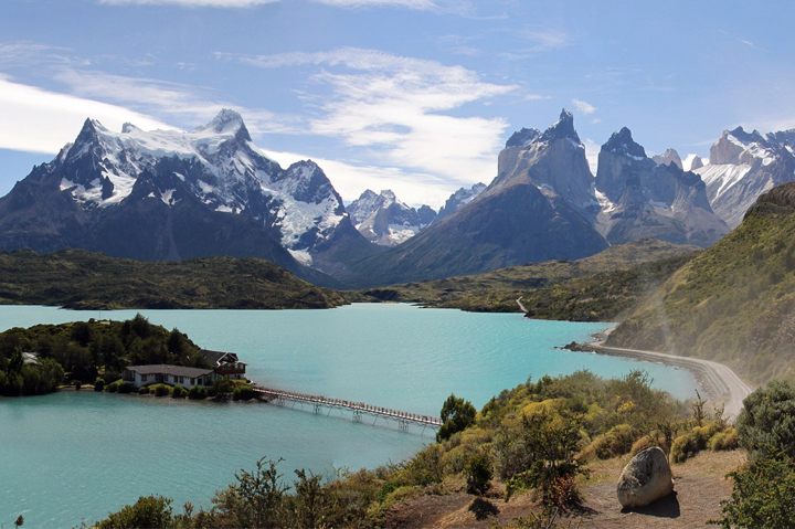 TORRES DE PAINE, Chile, South America