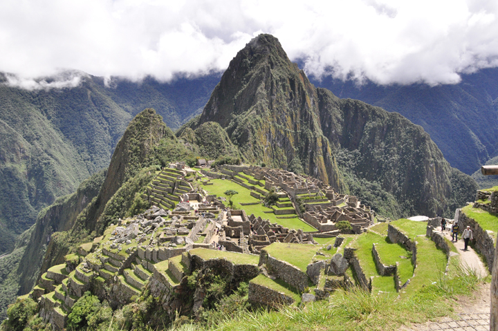 The Crown Jewel, Perú, South America, Machu Picchu