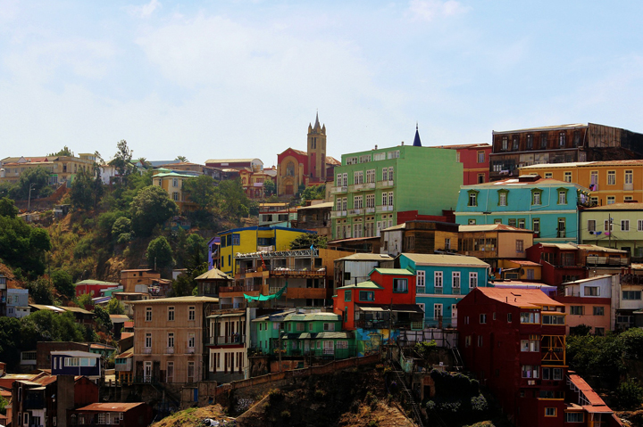 VALPARAISO , CHILE, South America