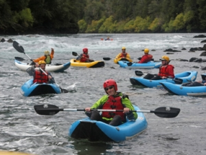 Andes Rafting Kayaking, Unamed Path