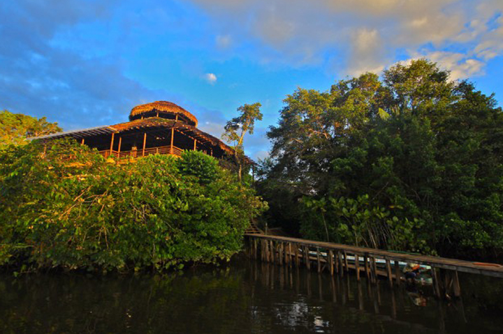 LA SELVA LODGE, Amazon, South America