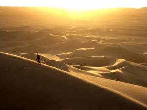 Peruvian Sand Dunes