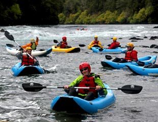 rafting-kayaking