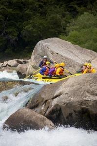 Rafting, Custom trips in chile, south america, adventure travel, futaleufu river