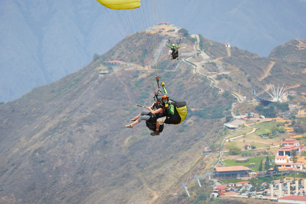 Colombia Multisport Untamed Path Adventures - 7 most extreme base jumping destinations in the world