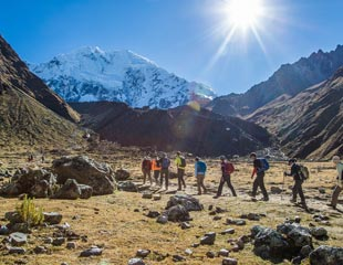 Andes Hiking & Climbing Itinerary