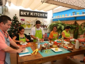 Sky Kitchen, Peruvian Cooking, South America, Adventure Travel, Custom Trips in Peru