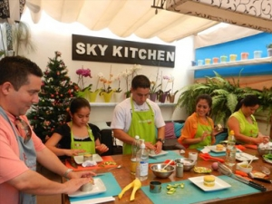 Sky Kitchen Peruvian Cooking