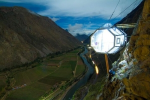 Skylodge, custom trips in peru, adventure travel, south america