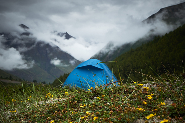 CAMPING, South America
