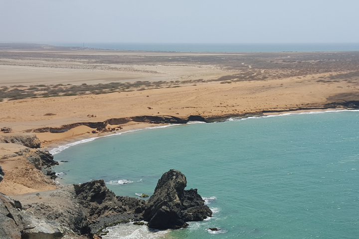 LA GUAJIRA - COLOMBIA, South America