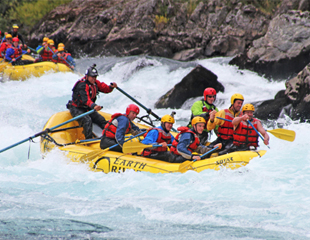 RAFTING - PATAGONIA - CHILE, South America