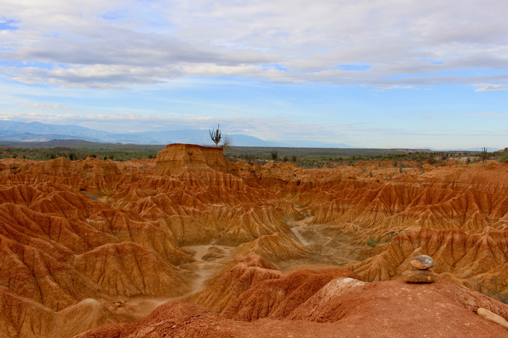TATACOA DESERT - COLOMBIA, South America